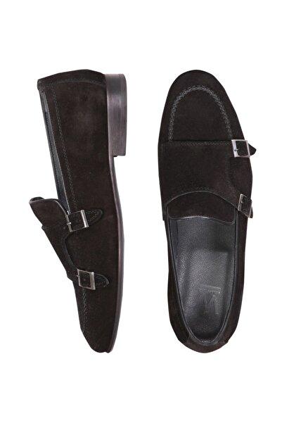 W Collection Siyah Tokalı Loafer