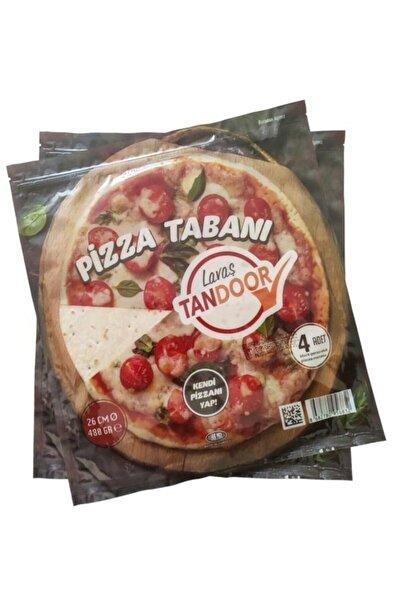 TANDOOR Pizza Tabanı 480gr 4lü Paket 26cm