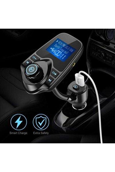 POLYGOLD Car T10 Bluetooth Araç Kiti Wireless Mp3