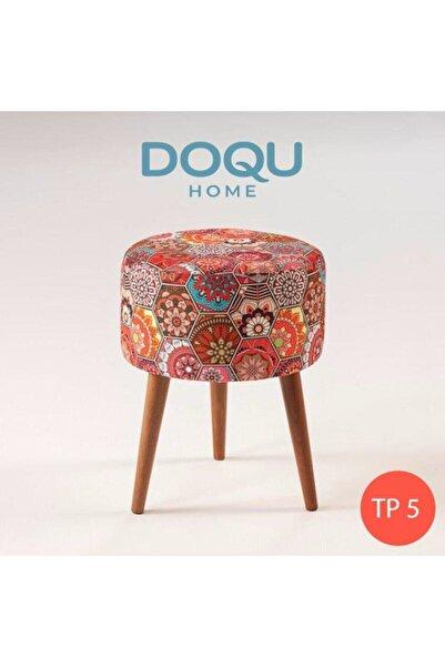 Doqu Home Trio Dekoratif Puf Tp5