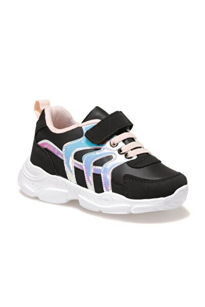 SEVENTEEN MİSS.P Siyah Kız Çocuk Fashion Sneaker 100570581