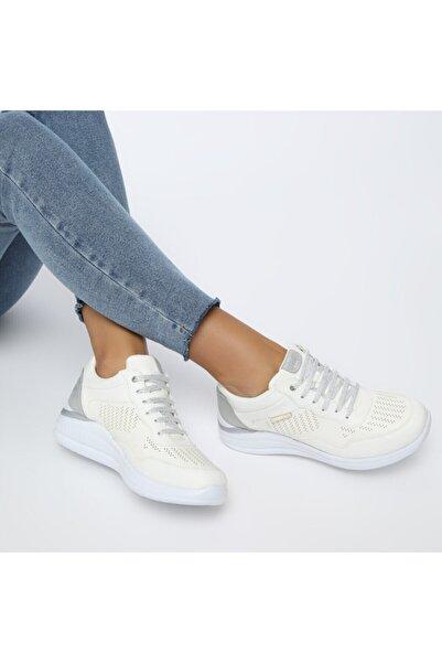 lumberjack MARY Beyaz Kadın Sneaker 100311659