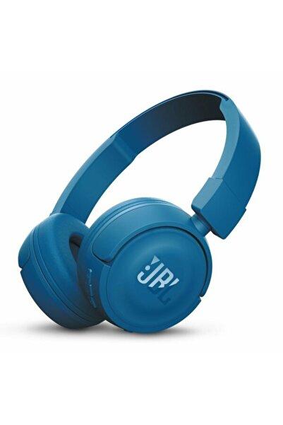 GALIO Jblt450 Mikrofonlu Kulak Üstü Kulaklık Mavi