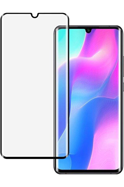 Simex Xiaomi Mi Note 10 Lite Tam Kaplayan Nano Ekran Koruyucu Cam