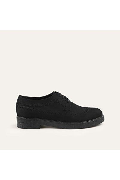 Mudo Süet Görünümlü Ayakkabı