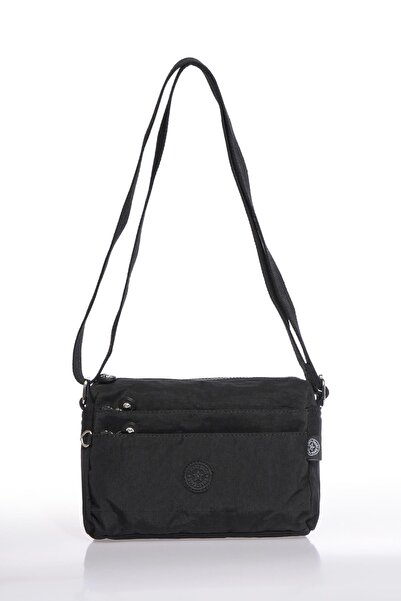 SMART BAGS Smb1006-0001 Siyah Kadın Çapraz Çanta