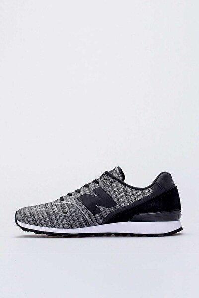 New Balance Gri Kadın Sneaker Wr996rbk