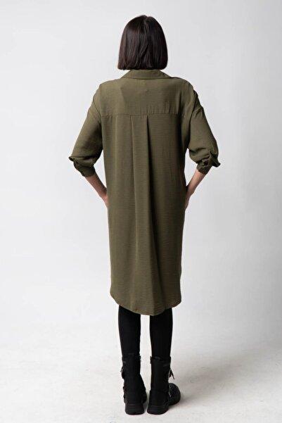 CNS Uzun Tunik Elbise