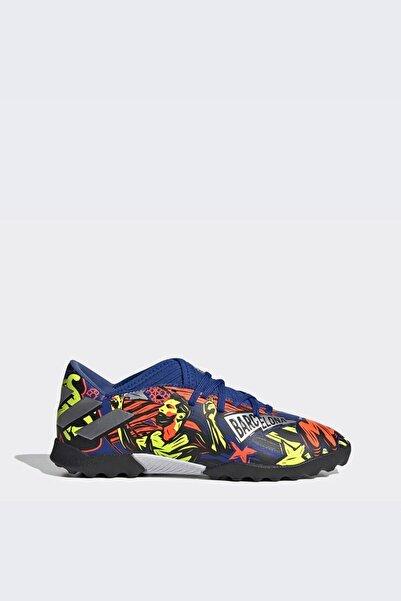 adidas Erkek Çocuk Mavi  Krampon Nemeziz Messı 19.3 Eh0595