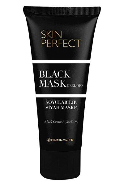 Huncalife Siyah Maske - Skin Perfect Black Mask 100 ml 8690973719171