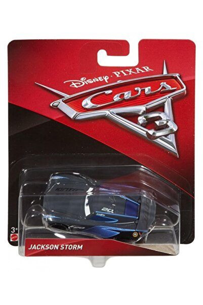 CARS Cars 3 Jackson Storm 1:55 Diecast Film Karakter Araba