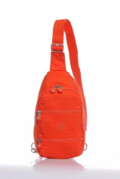 SMART BAGS Body Bag Klinkır Su Geçirmez Hafif Kumaş Kadın Çapraz Gögüs Ve Omuz Çantası 17*31*6