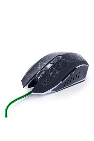Preo My Game M06 Gaming Mouse Yeşil
