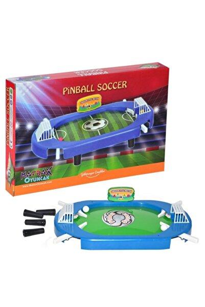 Akçiçek Oyuncak Yayınları 044 Pinball Soccer-tilt Futbolu