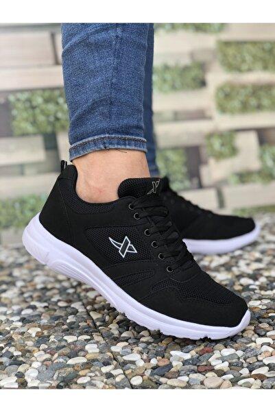 PROBULL Xstep Siyah Beyaz Unisex Spor Ayakkabı