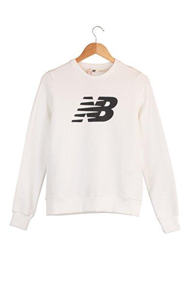 New Balance Kadın Spor Sweatshirt - CREW NECK  - WTC0303-WT