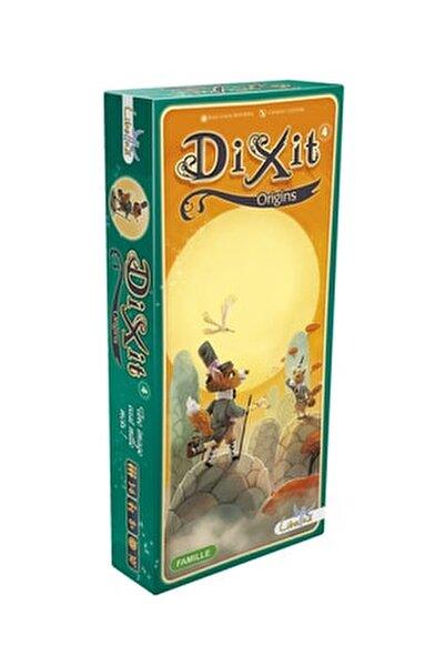 Dixit 4 Origins (Kökler Kartları) /