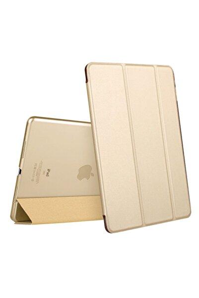 Microsonic Apple Ipad Air 3 10.5'' 2019 (A2152-a2123-a2153-a2154) Smart Case Ve Arka Kılıf Gold