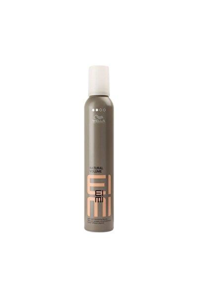 Wella Eımı Natural-volume Saç Şekillendirici Hacim Köpüğü 300 ml 4084500584457