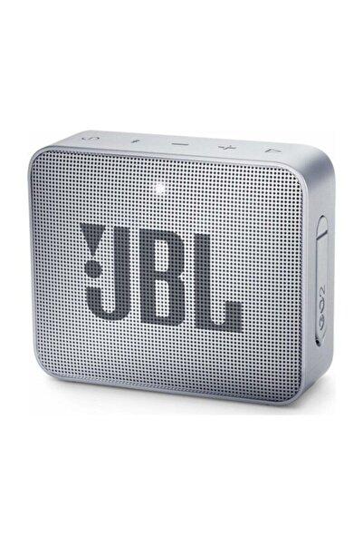 JBL Go 2 Ipx7 Bluetooth Taşınabilir Hoparlör Gri Su Geçirmez
