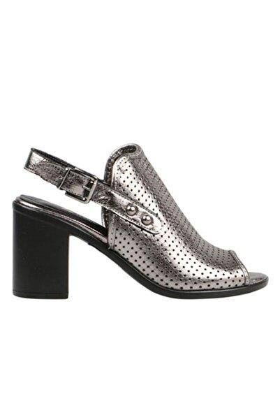 Hammer Jack Platin Kadın Terlik / Sandalet 309 52-z