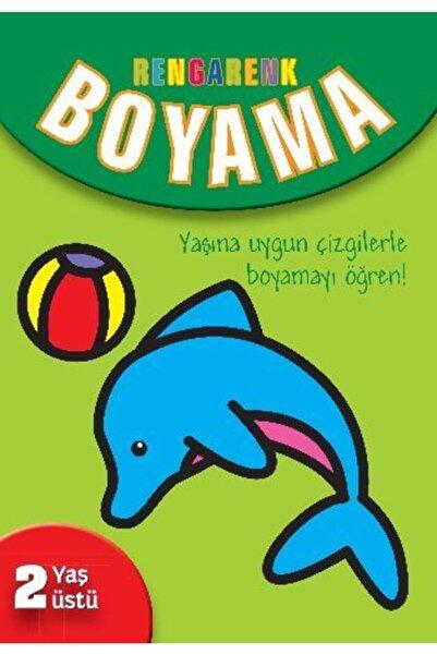 Parıltı Yayınları Rengarenk Boyama 2 Yaş Üstü