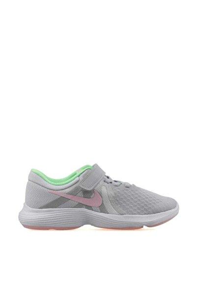 Nike Kids Gri - Açık Yeşil Kız Nıke Revolutıon 4 (Psv)