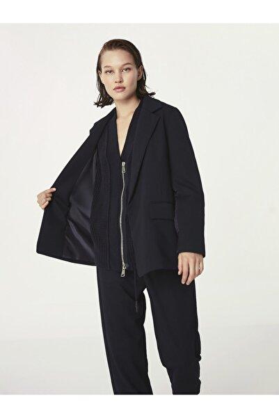 Twist Kumaş Mixli Ceket