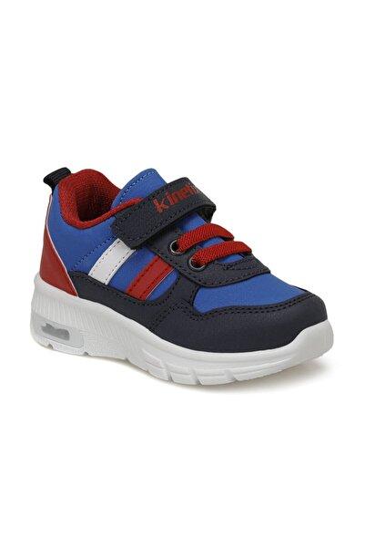 Kinetix Sander Pu Lacivert Erkek Çocuk Yürüyüş Ayakkabısı