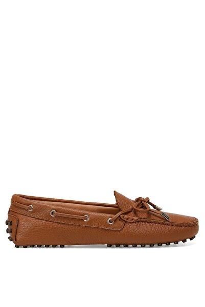 Nine West Holt Taba Kadın Loafer Ayakkabı