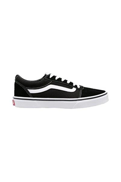 Vans YT WARD Siyah Unisex Çocuk Sneaker Ayakkabı 100445028