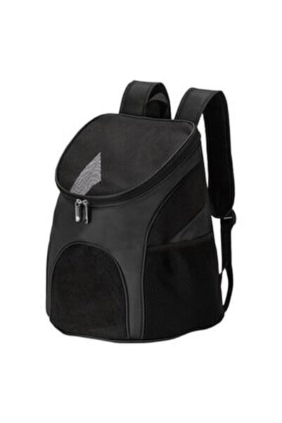 Kedi Köpek Taşıma Çantası Siyah 45 Cm