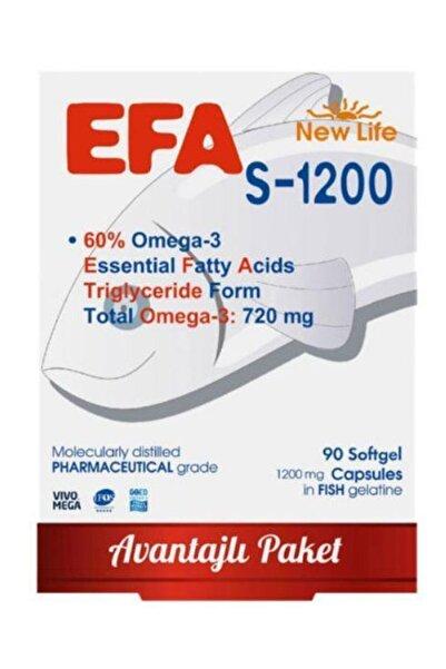 New Life Efa S-1200 90 Softjel | Avantajlı Paket