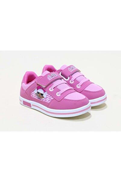 LOL Kız Çocuk Pembe  Sneakers Ayakkabı