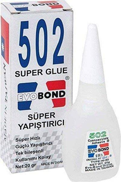 EvoBond 502 Japon Yapıştırıcısı Süper Glue 20 Gr