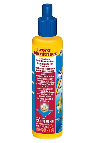 SERA Bio Nitrivec (Amonyum-nitrit Yok Edici) 50 ml