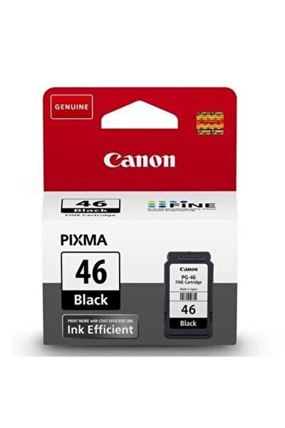Canon Pg-46 Siyah Kartuş(E404 Yazıcı Için)