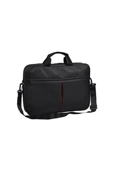"""North Polo Club Unisex Siyah 15.6"""" inç Askılı Laptop Çantası"""
