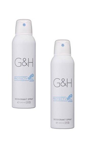 Amway Deodorant Spray - G&h Protect+ 2'li