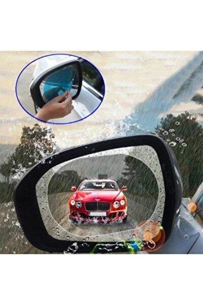 obenim Oto Dış Ayna Yağmur Kaydırıcı Film Araba Yan Dikiz Aynası Filmi Buğu Önleyici 2adet Su Tutmaz Filim