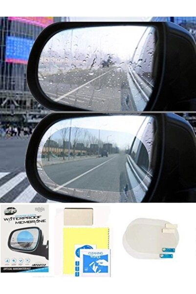 rennway Ayna Yağmur Kaydırıcı Film Seti