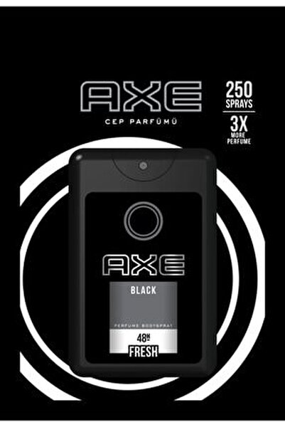 Cep Parfumu Black 17 ml