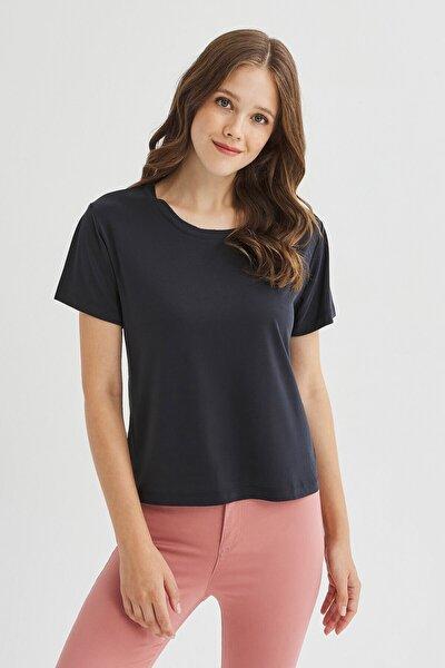 Penti Siyah Cupro Tişört