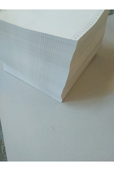ALTUNFORM Kantar Fişi, 6x17 Cm,. 2 N, Otokopili, 1.000 Li Paket, S.form