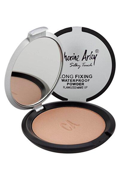 Catherine Arley Suya Dayanıklı Pudra - Long Fixing Waterproof Powder Flawless Make Up 03 8691167489658
