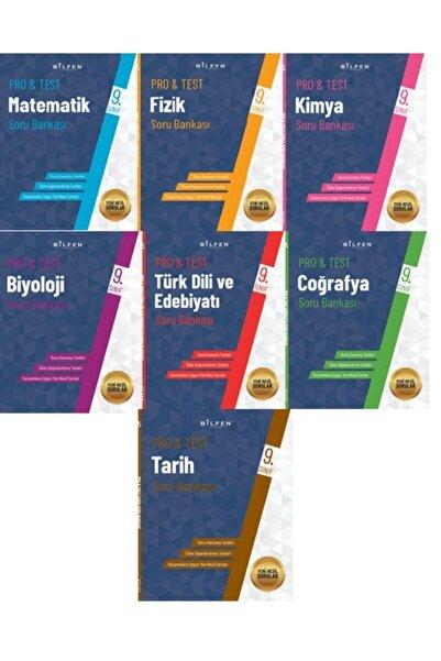 Bilfen Yayıncılık Pro Test 9. Sınıf Tüm Dersler Soru Bankası Seti Bilfen Yayınları