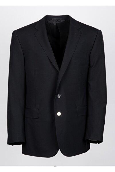 Ralph Lauren Black Label Erkek Siyah Düz Ceket