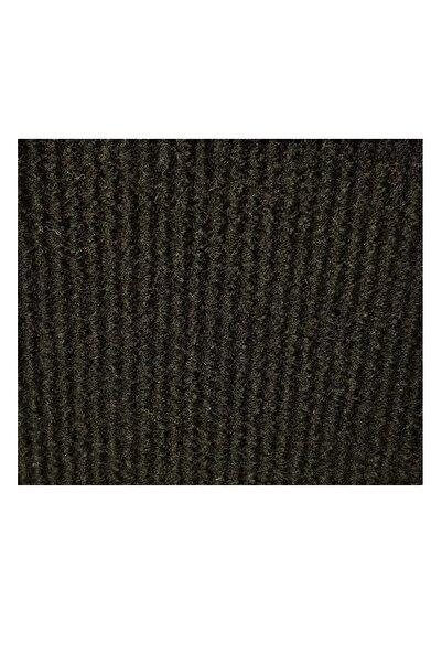 AKSEREN Rip Halı Siyah Duvardan Duvara Halıfleks En - 2 Metre