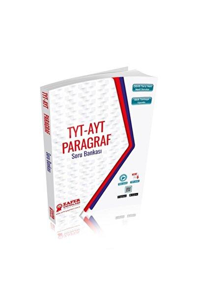 Zafer Yayınları Tyt - Ayt Paragraf Soru Bankası