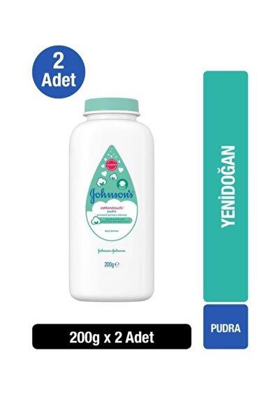 Johnson´s Baby Johnson's Baby Pudra Cotton Touch Yenidoğan 200 gr X2